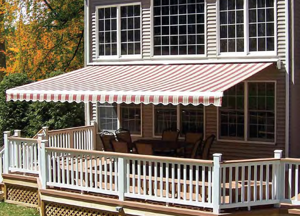 tampa awning durasol plus retractable awnings lateral ke arm elite